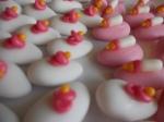 confetti rosa nascita
